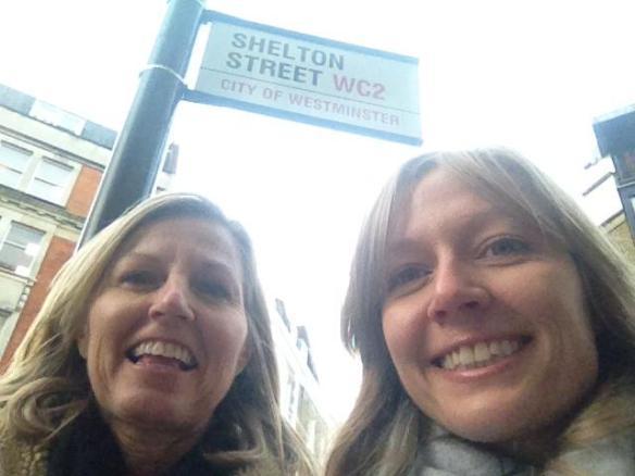 Sheltons on Shelton Street